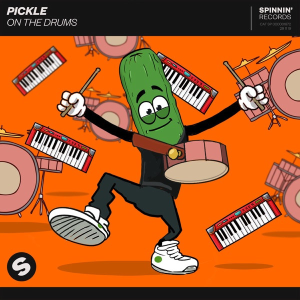 PICKLE - ON THE DRUMS
