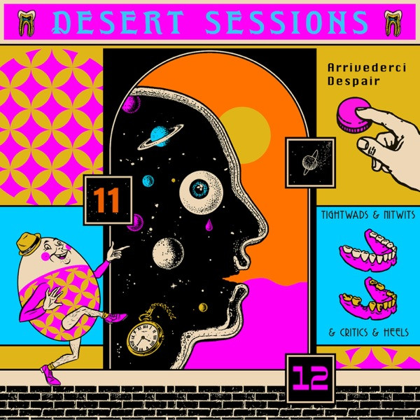 Desert Sessions - Something You Can't See