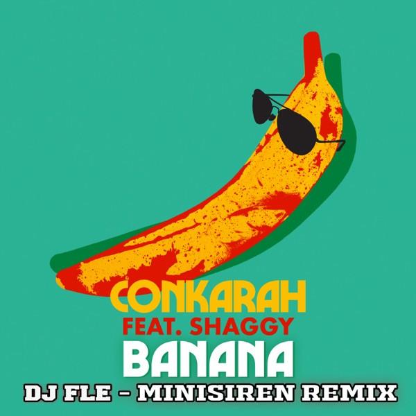 Conkarah feat. Shaggy - Banana (Dj Fle- minisiren remix)