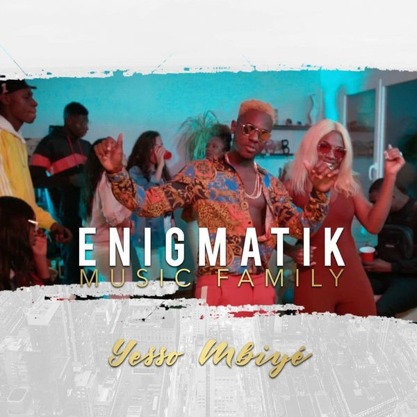 Enigmatik - Yesso Mbiye