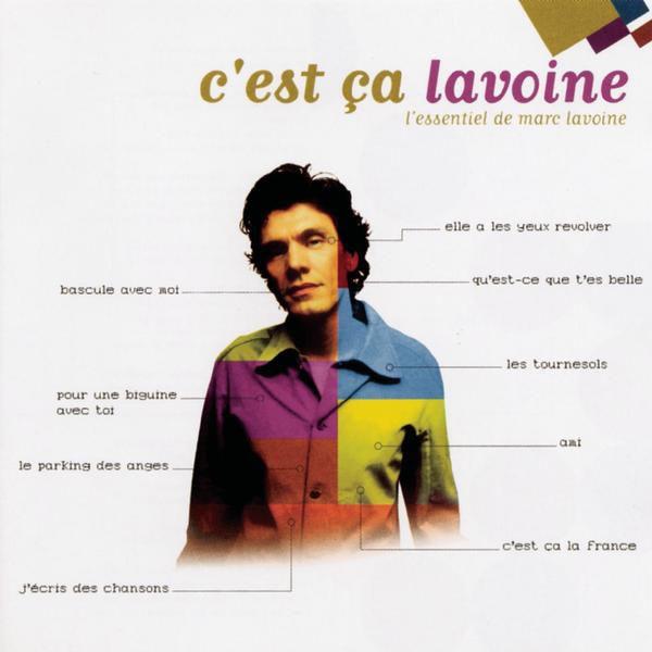 Marc Lavoine - Les tournesols