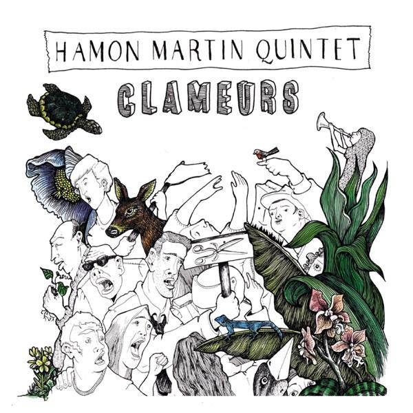 Hamon Martin quintet - La Blanche biche