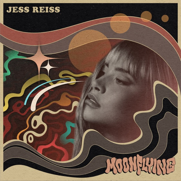 Jess Reiss - Moonflying