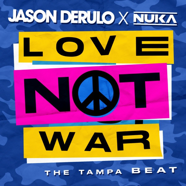 JASON DERULO - Love not war