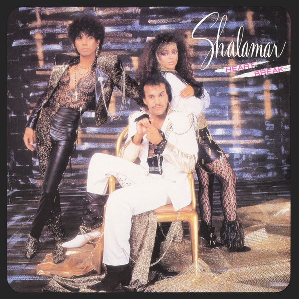 Shalamar - Dancing In The Sheets Extended Version