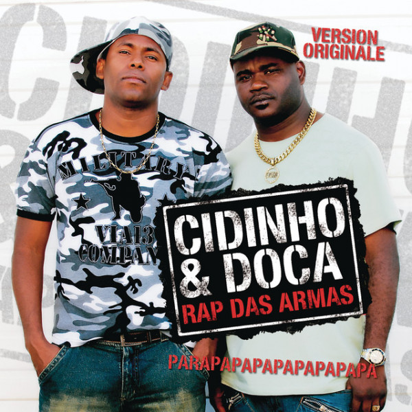 Rap Das Armas - Lucana Video Edit