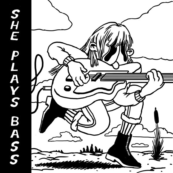 Beabadoobee - She Plays Bass