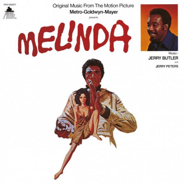 Jerry Butler & Jerry Peters - Melinda Latino
