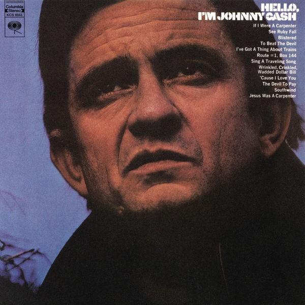 Johnny Cash/June Carter Cash - If I Were a Carpenter