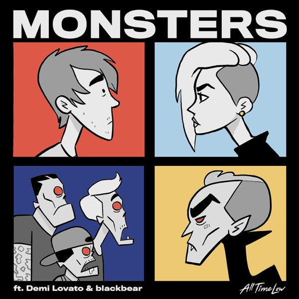 ALL TIME LOW & DEMI LOVATO - Monsters