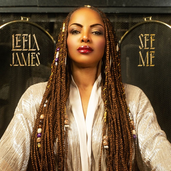 Leela James - You're The One