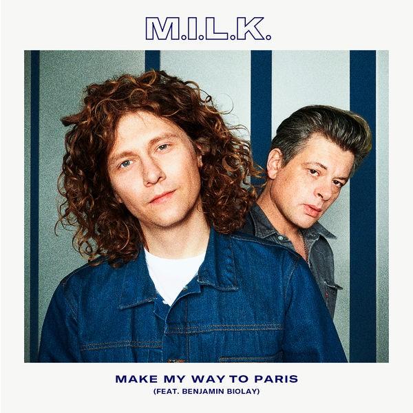 Make My Way To Paris