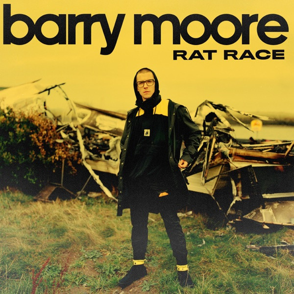 BARRY MOORE - Step Up The Rhythm