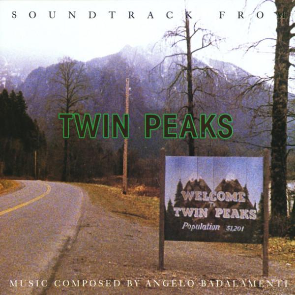 Twin Peaks Theme - Instrumental
