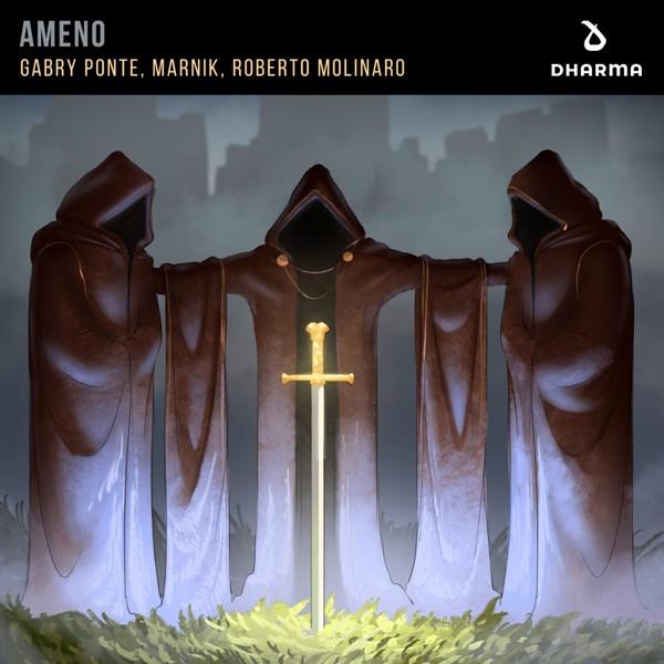 Gabry Ponte ft. Marnik & Roberto Molinaro - Ameno
