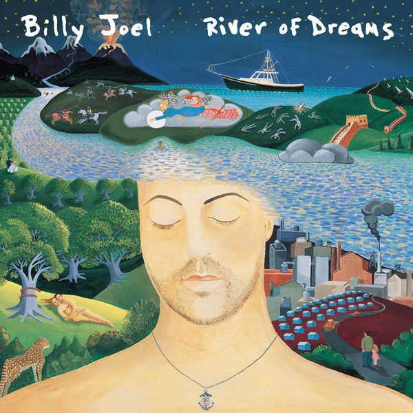 BILLY JOEL - THE RIVER OF THE DREAMS