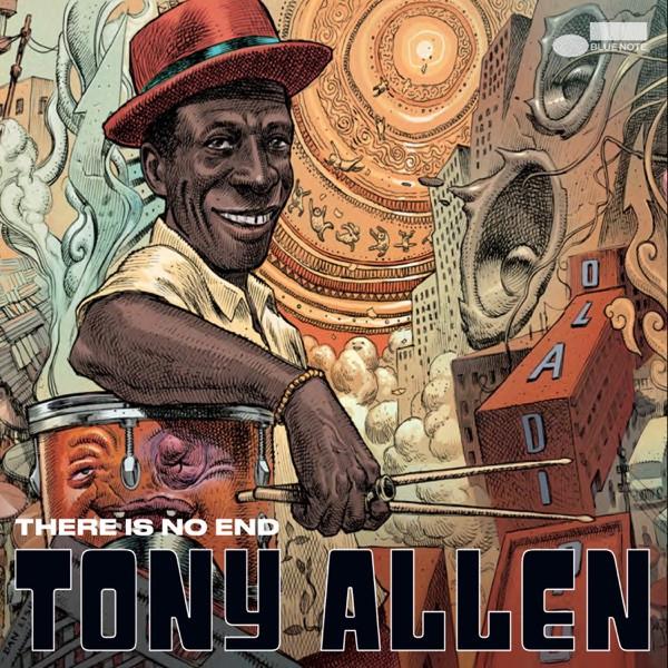 TONY ALLEN - Cosmosis (feat. SKEPTA & BEN OKRI)