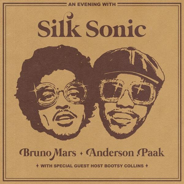 Bruno Mars + Anderson Paak + Silk Sonic - Skate