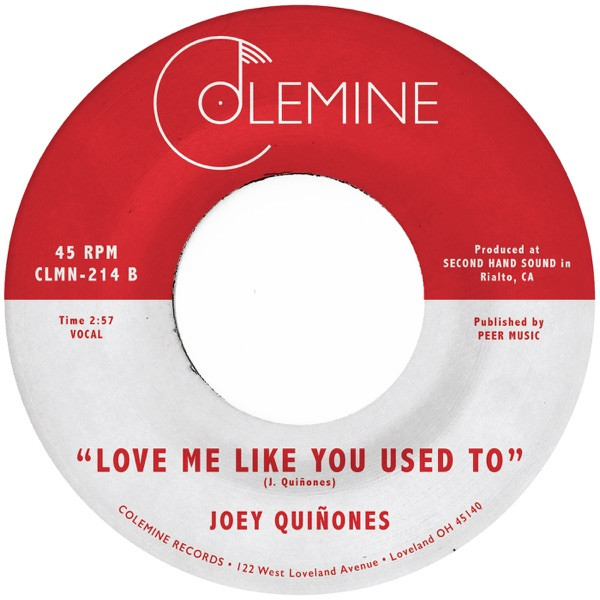 Joey Quinones - For You
