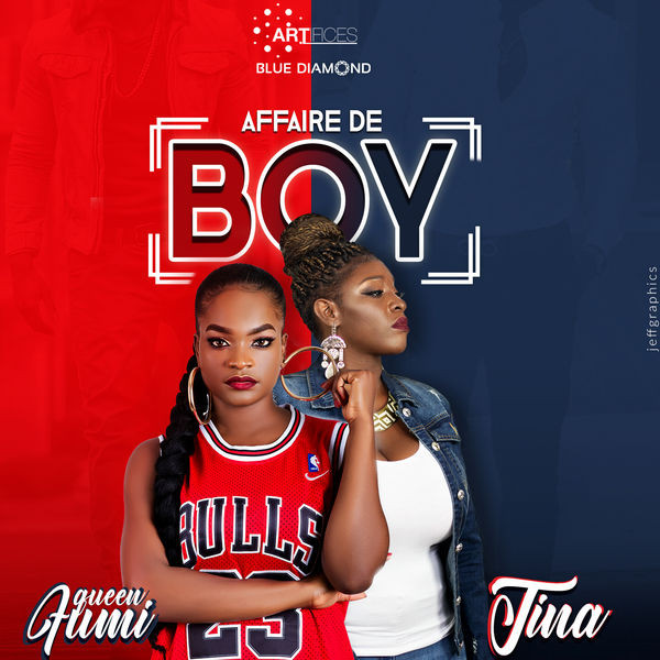 Tina & Quenn Fumi - Affaire de boy