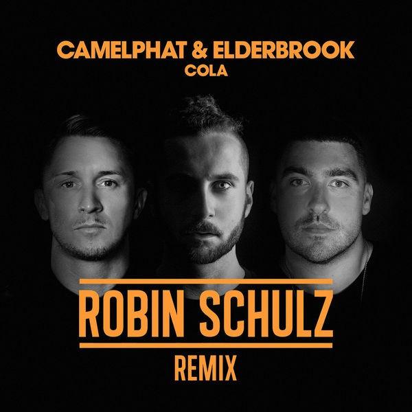 Cola - Robin Schulz Remix