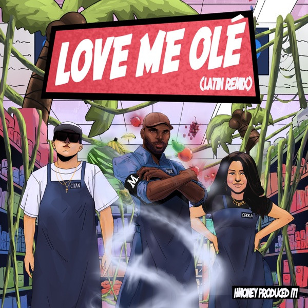 major - love me ole