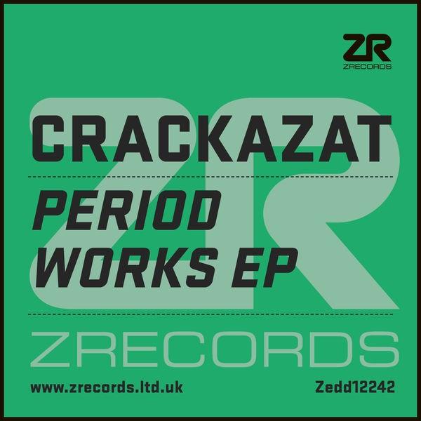 Crackazat - Crystal Eyes