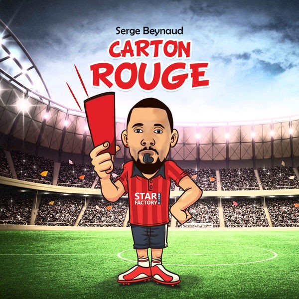 SERGE BEYNAUD - Carton Rouge