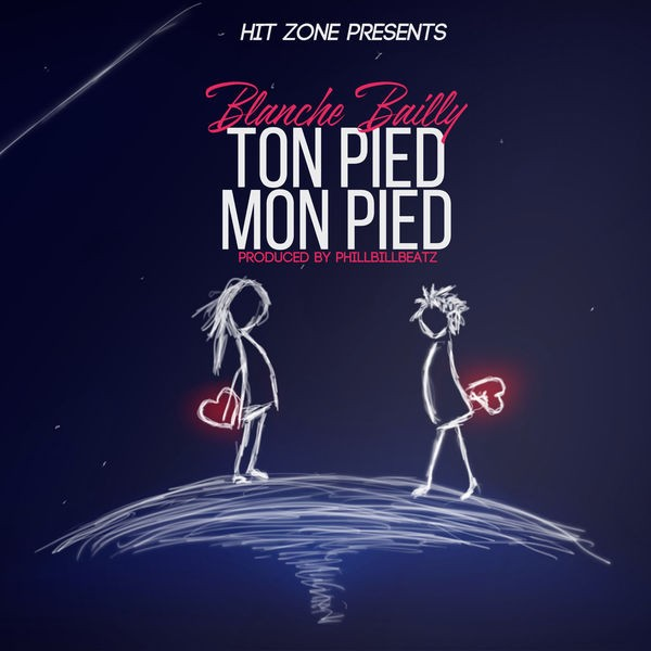 Blanche Bailly - Ton Pied, Mon Pied