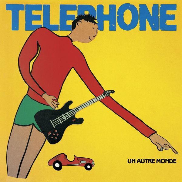 T�l�phone - NEW YORK AVEC TOI