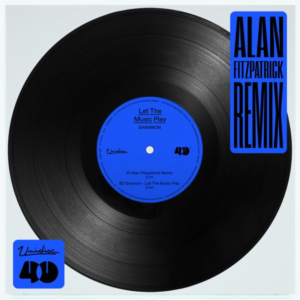 Shannon, Alan Fitzpatrick - Let the Music Play