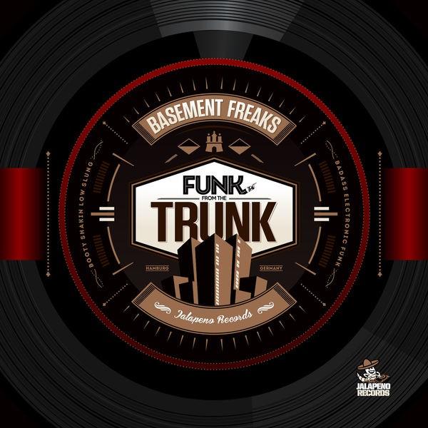 Basement Freaks - A Blues Thang
