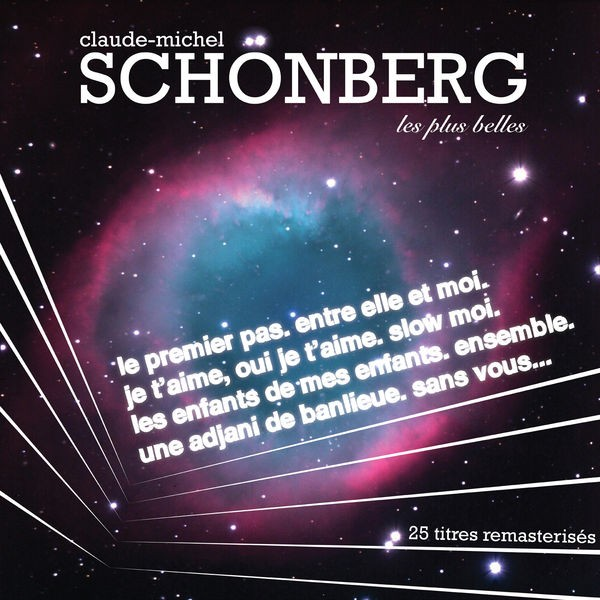 CLAUDE MICHEL SCHONBERG - LE PREMIER PAS