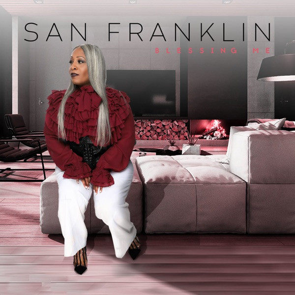 San Franklin - Blessing Me