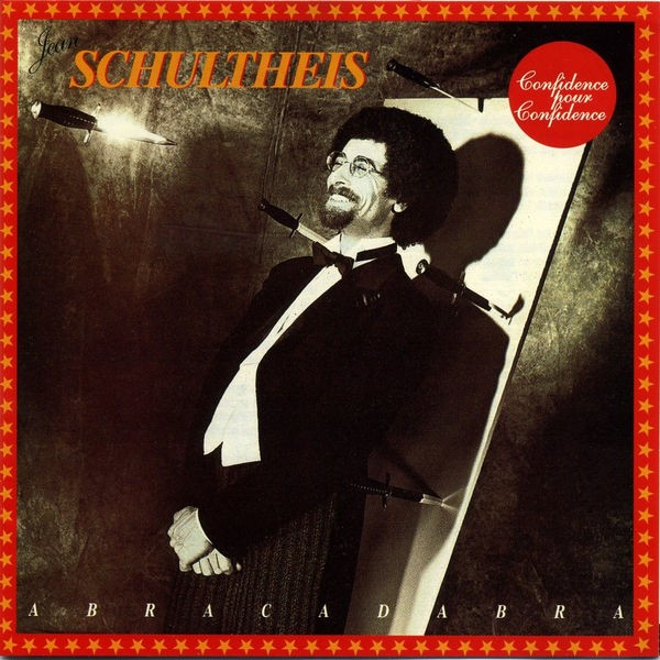 JEAN SCHULTHEIS - CONFIDENCE POUR CONFIDENCE