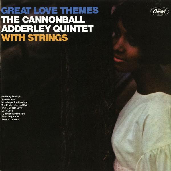 Cannonball Adderley - Autumn Leaves