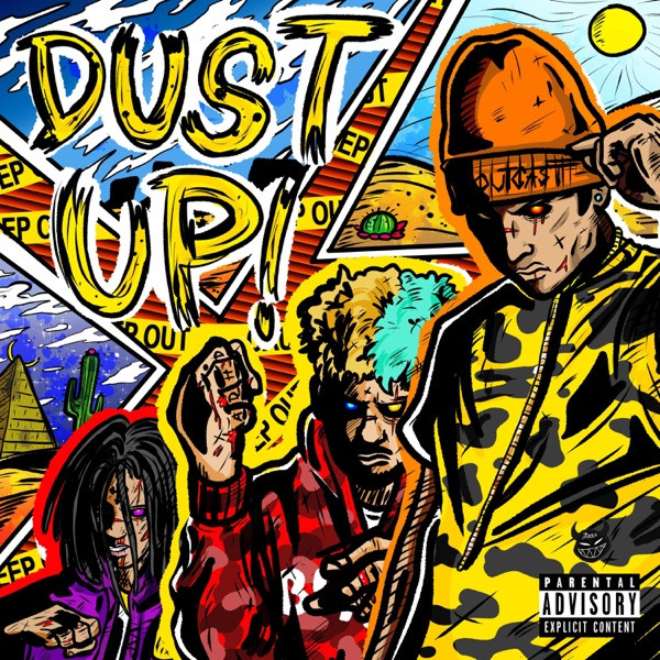 DUST UP!