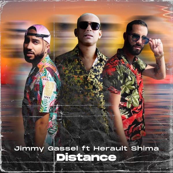 Jimmy Gassel ft Herault Shima - Distance