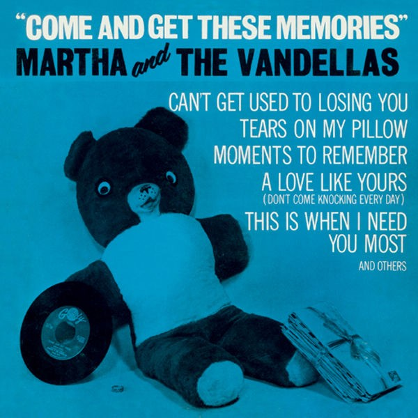 Come and Get These Memories