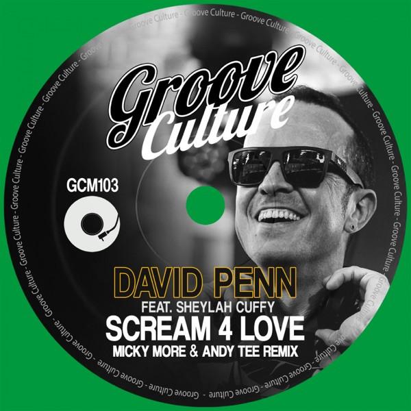 David Penn, Sheylah Cuffy - Scream 4 Love