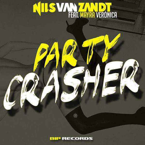 Party Crasher (Radio Edit) [feat. Mayra Veronica]