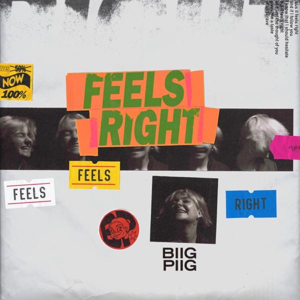 Biig Piig - Feels Right