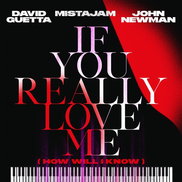 David Guetta + Mistajam + John Newman - If You Really Love Me (How Will I Know)