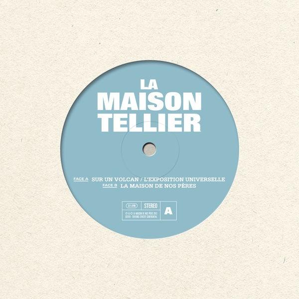 Sur un volcan - Special edition vinyl