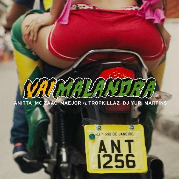 Vai malandra (feat. Tropkillaz & DJ Yuri Martins)