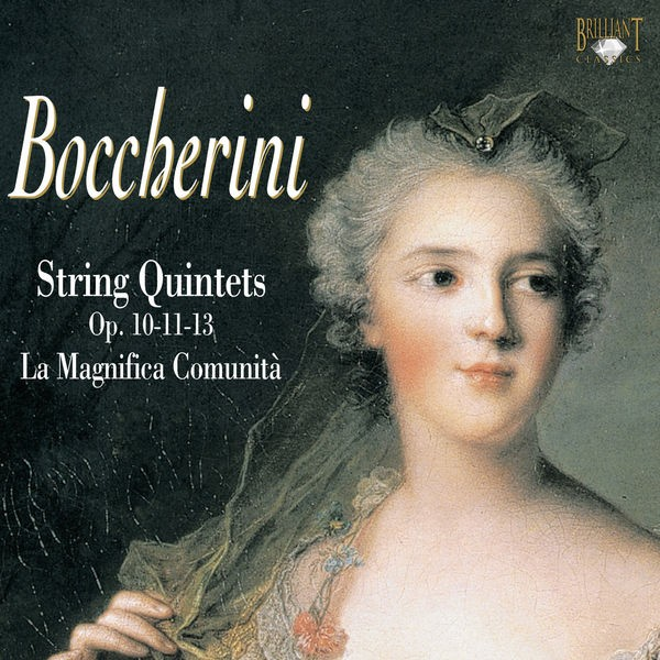 String Quintet in E Major, Op. 11, No. 5, G. 275: III. Minuetto