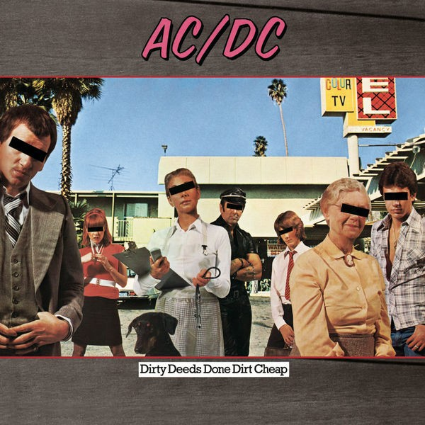 ACDC - Squealer