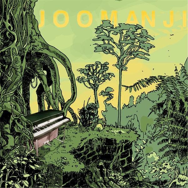 Joomanji - Bustin Loose (Feat. Austin & Saara Maria)