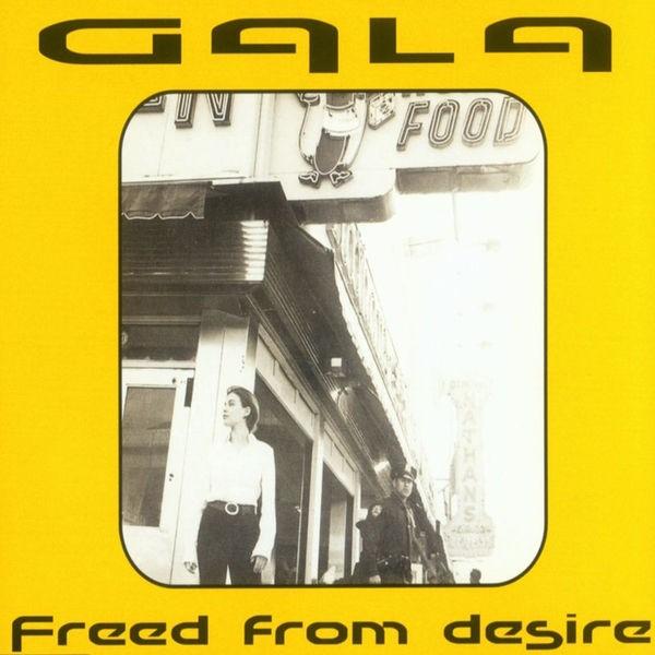 Freed from Desire - Radio Edit