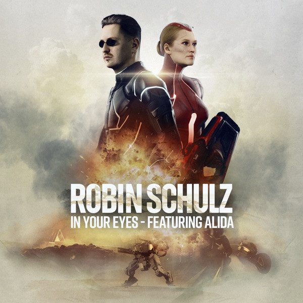 ROBIN SCHULZ - IN YOUR EYES